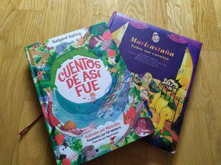 Libros infantiles en buen estado