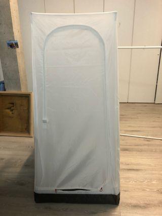 Armario guarda ropa plástico IKEA