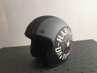 Casco original Harley Davidson de la marca BELL