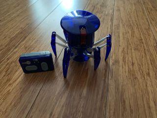 Araña telerigida por control remoto