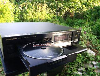 Reproductor de cd Pioneer