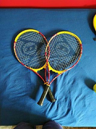 Raquetas de tenis junior/iniciación Dunlop Slam 23