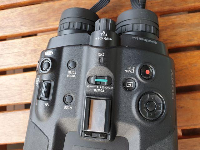Prismaticos digitales SONY DEV-3