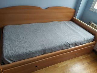 cama dormitorio juvenil