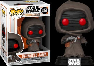 FUNKO POP! The Mandalorian Offworld Jawa (351)