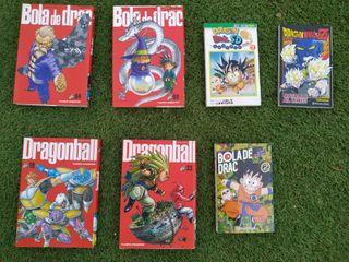 mangas dragon ball