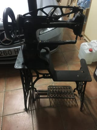 maquina coser singer k1