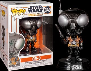 FUNKO POP! The Mandalorian Q9-0 (349)