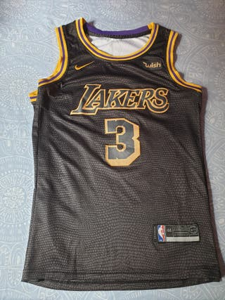 camiseta de los lakers
