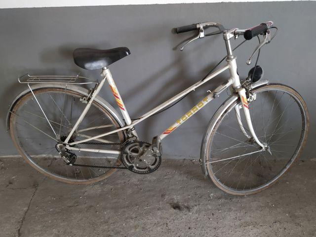 bicicleta clásica torrot
