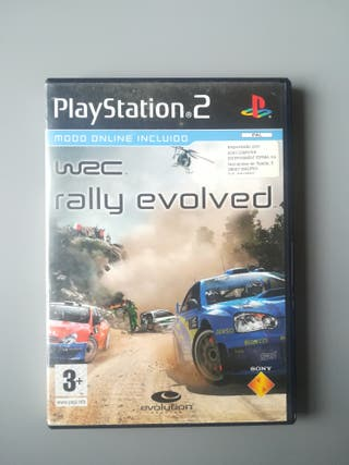 WRC Rally Evolved PS3