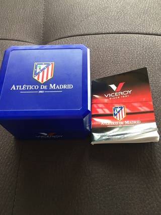 Reloj Oficial Atlético De Madrid