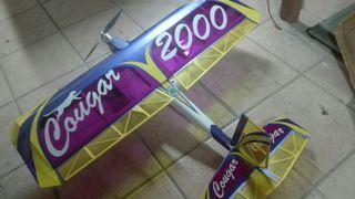 acrobático radio control