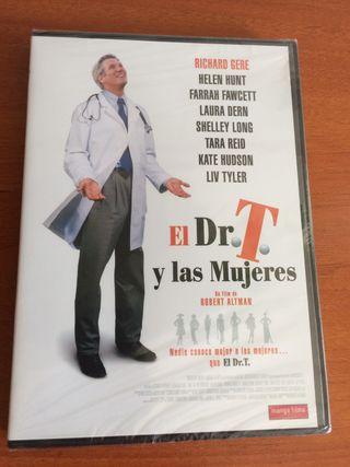 Dvd EL DOCTOR y las Mujeres