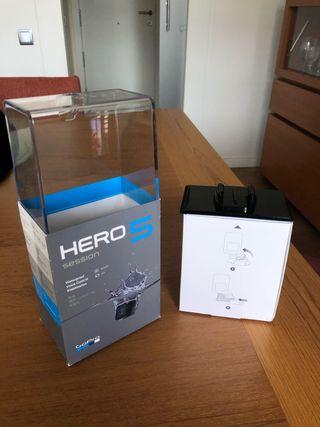Caja GoPro Hero 5 Sessions