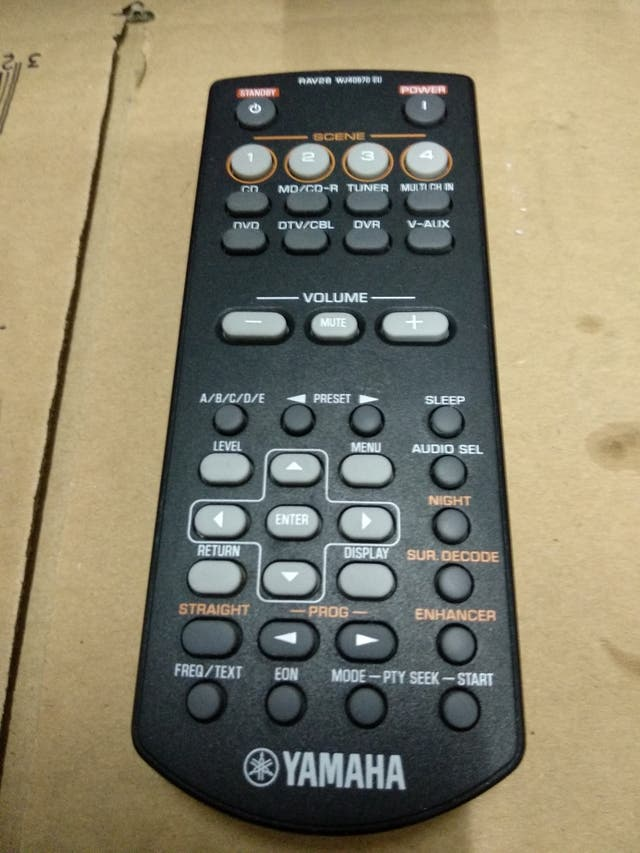 Equipo sonido Yamaha RX-V361