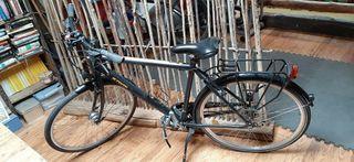 bicicleta Network de Biwin