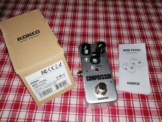 CAMBIO Mini Pedal Compresor Kokko