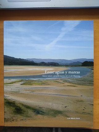 """Libro """"Entre aguas y mareas"""""""