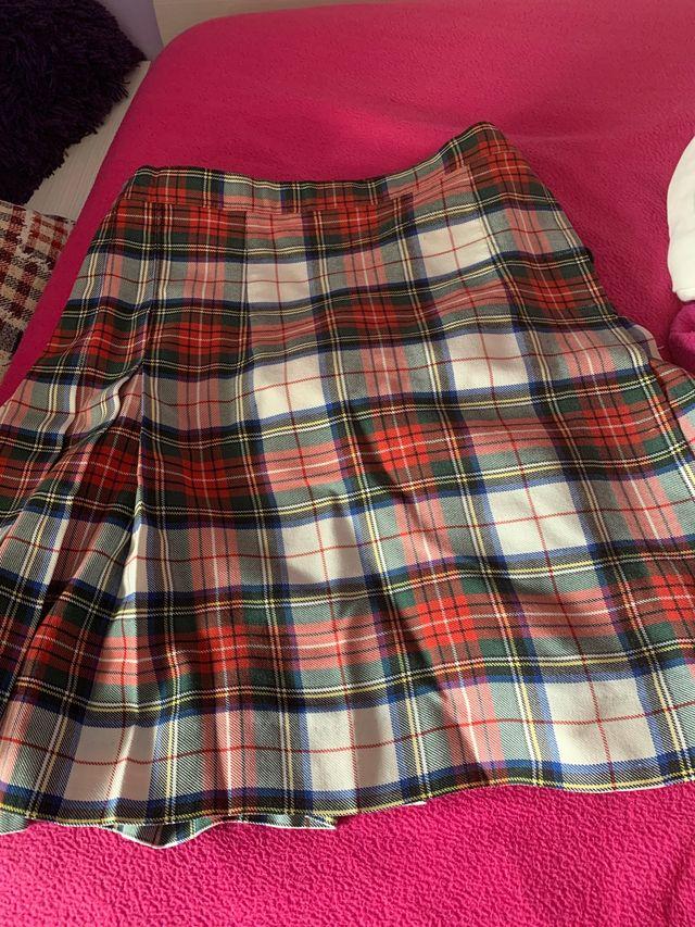 Falda uniforme Colegio Hélicon