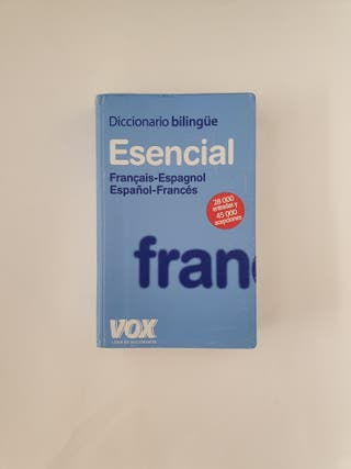Diccionario Français - Espagnol