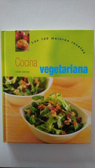 Cocina Vegetariana.