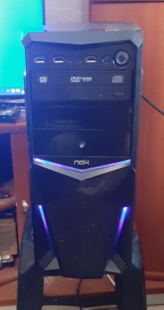 pc gaming i5 6400+gtx 960 2gigas+8 gigas ddr4+hdd1