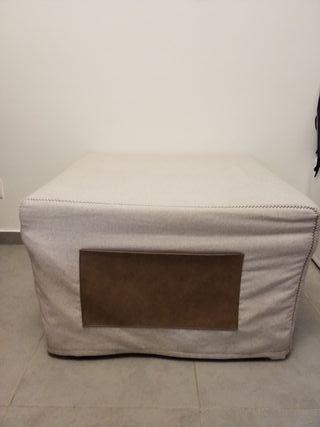 Pouf Lit Convertible / Convertible Pouf Bed