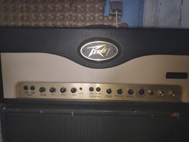 Cabezal de guitarra Peavey Windsor 120W