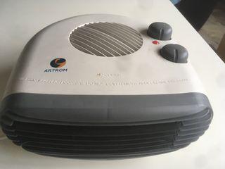 Estufa ventilador