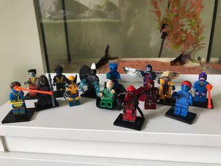 LEGO X MEN MARVEL