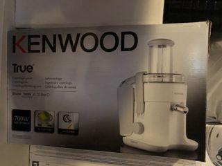 Licuadora y Extractor de zumos Kenwood