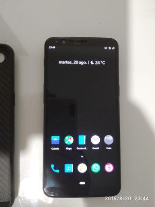 Oneplus 5T 64 gb Midnight Black