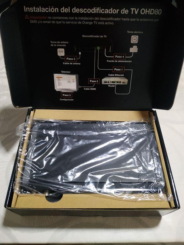 Decodificador TV OHD80 (Orange)