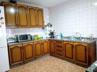 Muebles de cocina grande