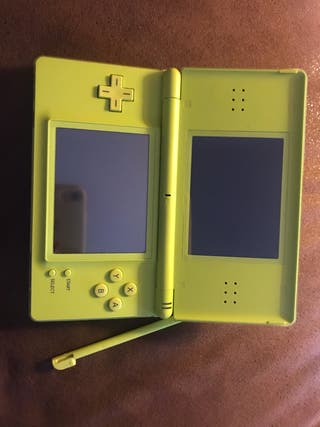 Nintendo ds lite + funda