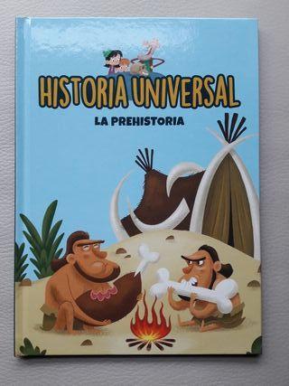 Historia Universal. La Prehistoria