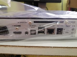 decodificador cisco vodafone 4k