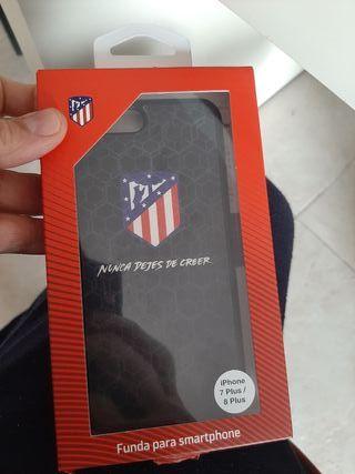 funda At.Madrid Iphone 7/8 Plus