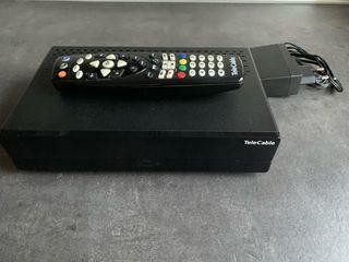 Descodificador Zyxel STB2130-S telecable