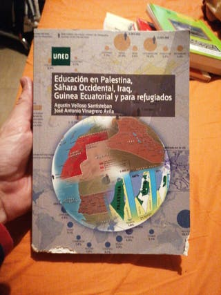 Educación en Palestina, Sáhara Occidental, Iraq
