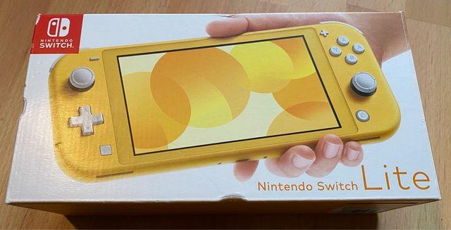 Nintendo Switch Lite nueva