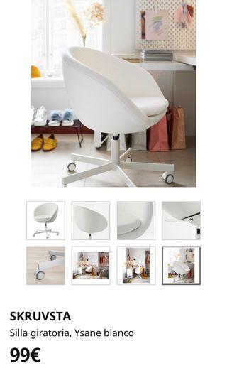Silla Ikea oficina
