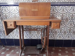 maquina de coser y bordar singer