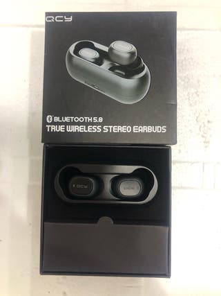 Auriculares bluetooth qcy t1