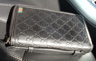 CARTERA ZIPPY GUCCI