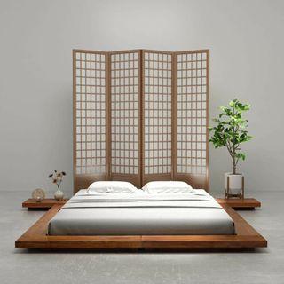 Cama japonesa. 160x200