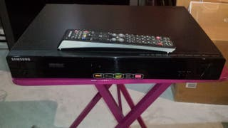REPRODUCTOR GRABADOR DVD SAMSUNG SH873