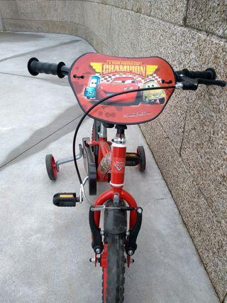 Bicicleta 12 niño
