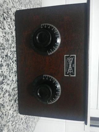 preciosa y escasa radio de galena,,marca stowell